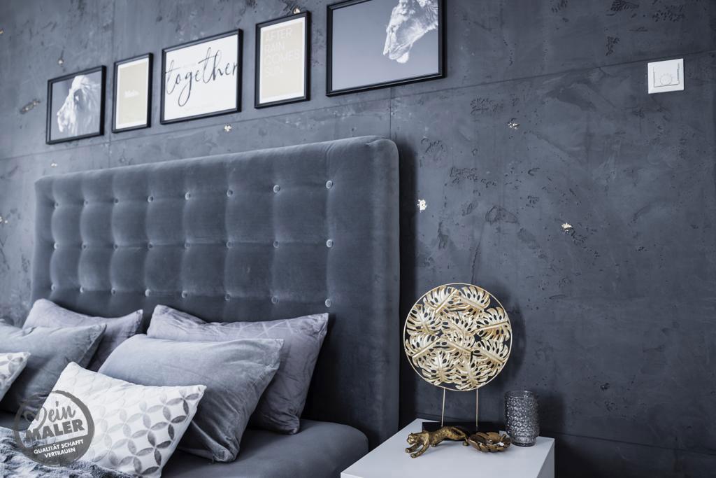 Mit Kalk-Marmorputz machst du schöne Räume noch wohnlicher ...