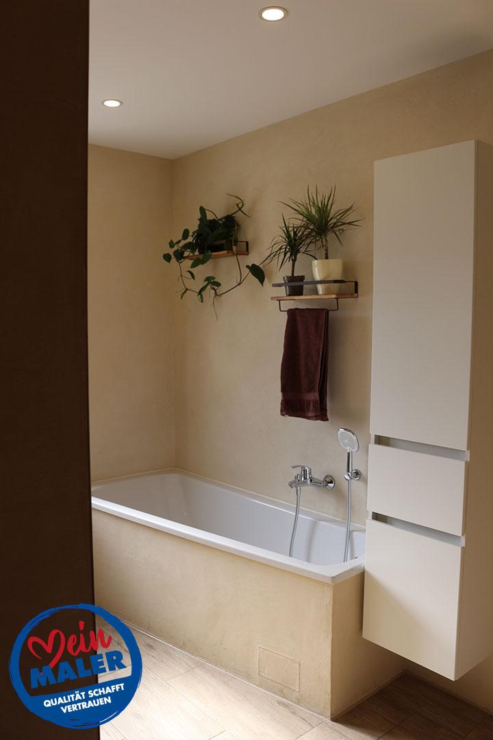 Mein Maler Badezimmer Wandgestaltung Alternative Zu Fliesen Mein Maler Meinmaler Partner Netzwerk